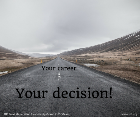 Your career - Your responsibility - Your decision! (2)