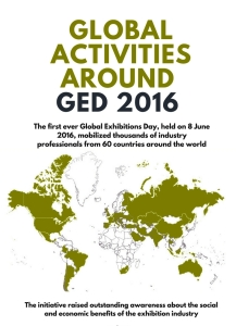 GED 2016 - Global Activities Around GED 2016 top