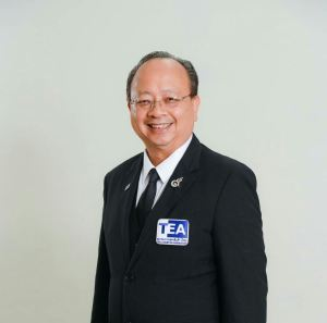 Mr.Talun Theng, TEA President