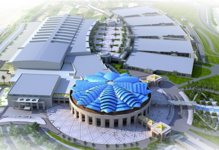 The Oman Convention & Exhibition Centre (OCEC), part of the new Madinat Al Irfan urban development_2